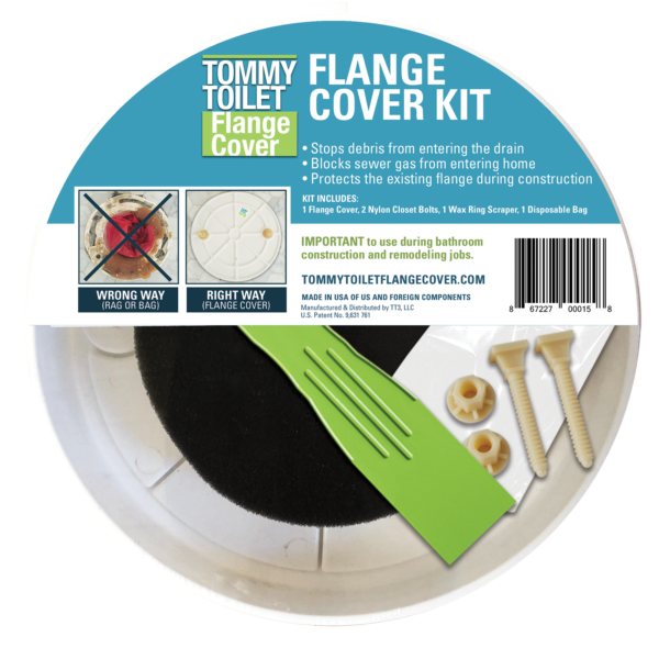 Buy Online Flange Cover Kit Tommy Toilet Tray